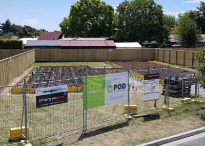 New Zealand's only CodeMarked Plastic Raft Foundation