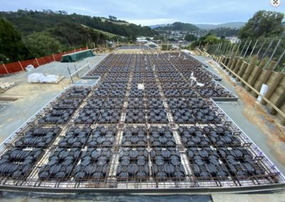The new sustainable method of raft flooring.