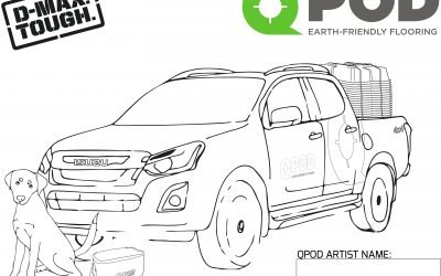 QPOD DMAX Drawing Competition