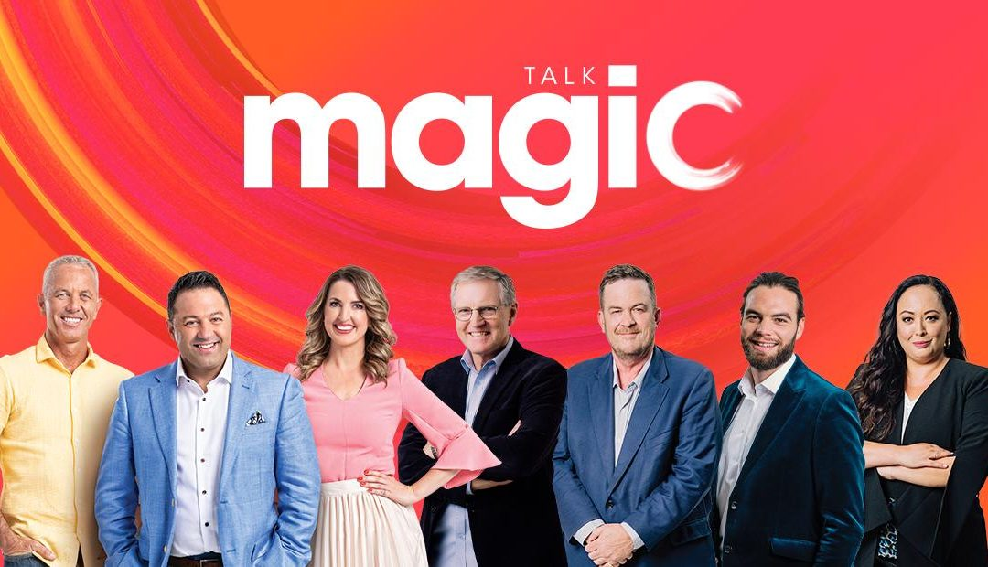 Magic Talk Audio