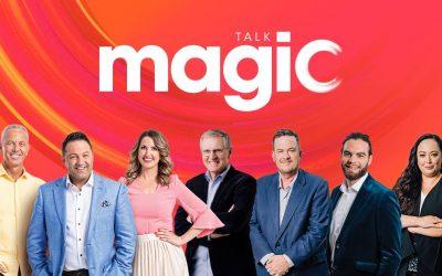 Magic Talk Audio