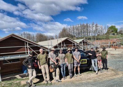 Steiner School Build Team