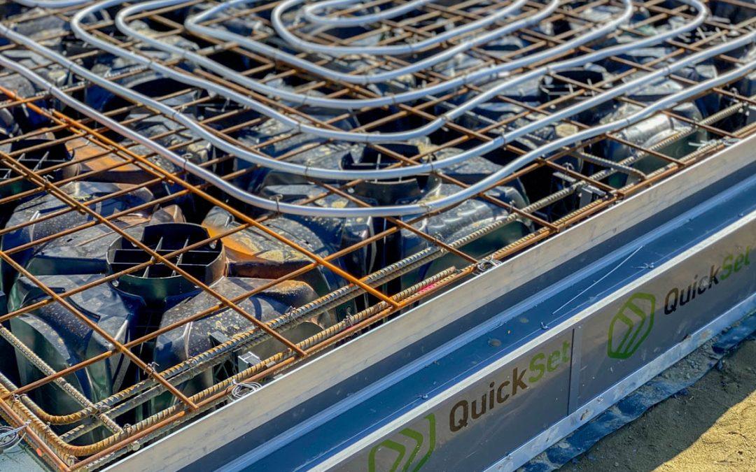 Underfloor Heating with QPOD™ and Belle Comfort